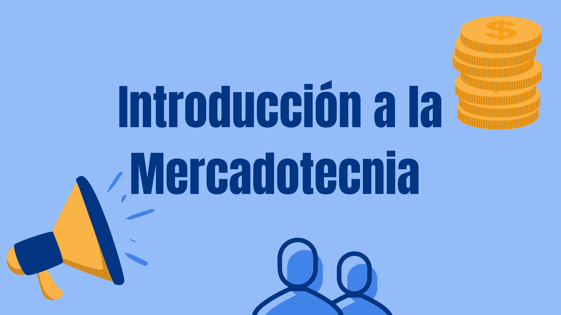 INTRODUCCION A LA MERCADOTECNIA - MP, AD
